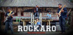 """dokumentas band Rockaro saat melakukan pengambilan gambar pembuatan video klip album bertajuk """"BAPA"""" di Tanah Karo. MTD/official rockaro"""
