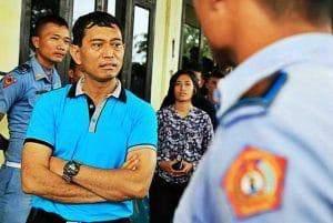 Ketua DPD Partai Demokrat Sumut periode 2016-2021, JR Saragih. (sumber : FB JR Saragih)