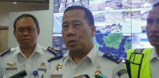 Sekretaris Jenderal Kementerian Perhubungan Sugihardjo(KOMPAS.com/Kristian Erdianto)
