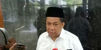 Wakil Ketua DPR Fahri Hamzah di Kompleks Parlemen, Senayan, Jakarta, Jumat (22/9/2017)(Kompas.com/Rakhmat Nur Hakim)