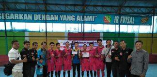 Dalam rangka menyemarakkan hari Sumpah Pemuda tepatnya pada 28 Oktober, Jaringan Pemuda Remaja Masjid Indonesia (JPRMI) Medan Area mengadakan turnamen futsal antar remaja masjid kota Medan.