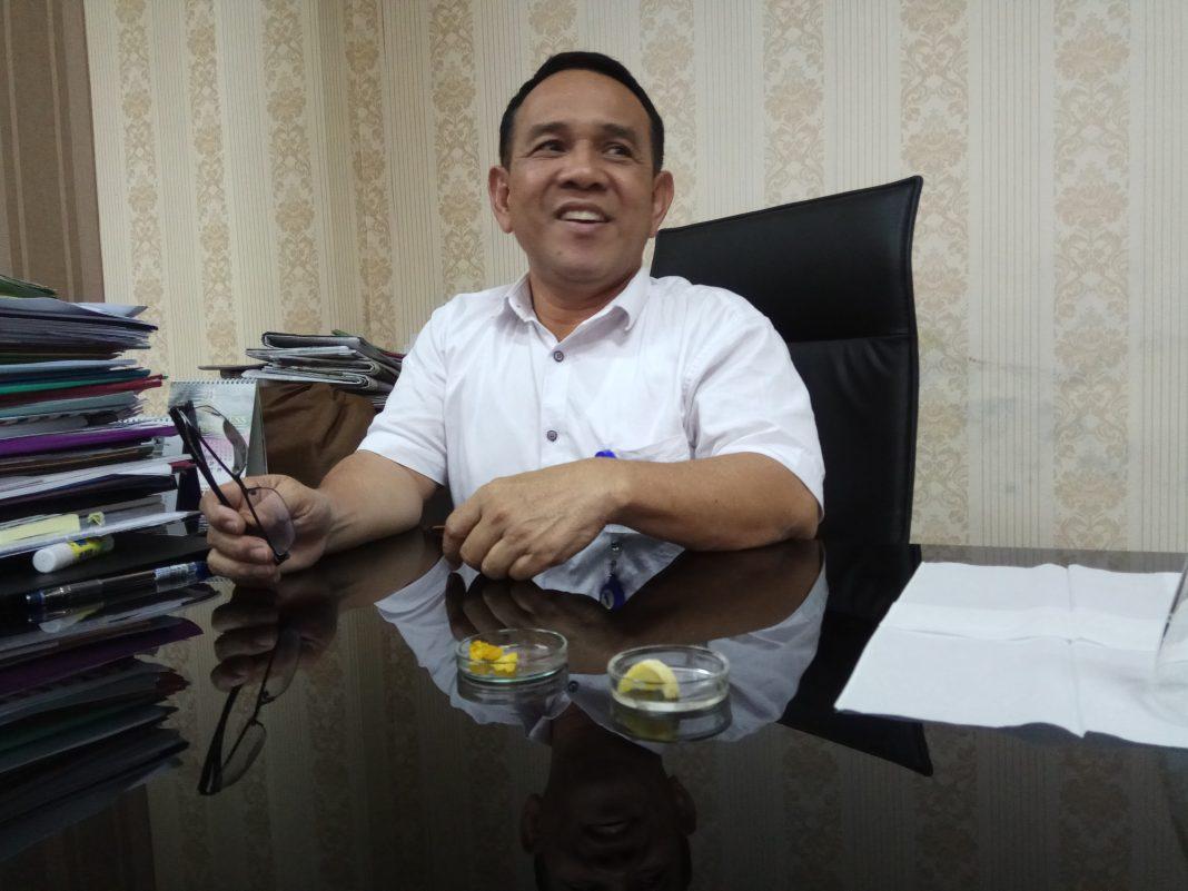 Kepala Badan Pengawas Obat dan Makanan, Yulius Sacramento Tarigan