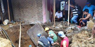 Kerusakan pipa induk berdiameter 1.000 mm yang berlokasi di Jalan Stasiun Kereta Api Duren/Jalan Purwo Gang Anyelir membuat pihak Tirtanadi Medan harus bekerja ekstra keras untuk memperbaikinya.