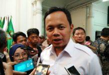 Kader Partai Amanat Nasional (PAN) Bima Arya saat ditemui di Aula Barat Gedung Sate, Jalan Diponegoro, Kamis (10/8/2017)(KOMPAS. com/DENDI RAMDHANI)