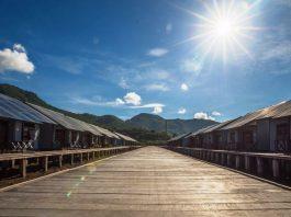 Rumah khusus nelayan yang dibangun Kementerian PUPR.(Biro Komunikasi Publik Kementerian PUPR)