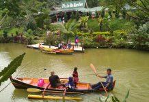 Le Hu Garden Tempat yang Cocok Untuk Melepaskan Penat