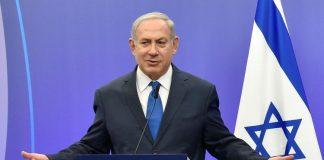 Perdana Menteri Israel Benjamin Netanyahu tegas menolak pernyataan para pemimpin negara Islam yang tergabung dalam OKI soal Yerusalem Timur.(JOHN THYS / AFP)