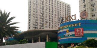 Apartemen Cinere Bellevue mengalami kebakaran pada Oktober lalu.(Ridwan Aji Pitoko/KOMPAS.com)