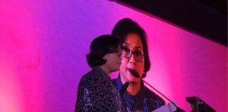 Menteri Keuangan Sri Mulyani Indrawati(KOMPAS.com / ANDRI DONNAL PUTERA )