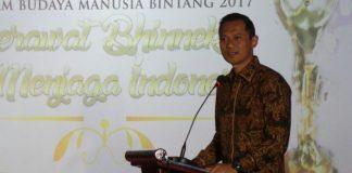Agus Harimurti Yudhoyono dalam sebuah acara di sebuah hotel di Jakarta Pusat. Sabtu (29/7/2017)(Kompas.com/Robertus Belarminus)