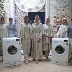Electrolux Indonesia melansir mesin cuci khusus hijab dan batik, Kamis (14/12/2017).(Dokumentasi Electrolux Indonesia)