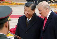 Trump Kecewa China Jual Minyak ke Korut Presiden Amerika Serikat Donald Trump mengaku kecewa China jual minyak ke Korut, padahal dia telah bersikap lunak soal perdagangan terhadap Beijing. (REUTERS/Jonathan Ernst)