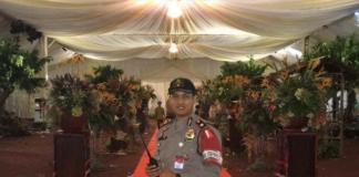 Kapolsek Sunggal Kompol Wira Prayatna