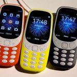 Nokia 3310 Versi 4G Kabarnya Meluncur Tahun Ini Nokia 3310 akan meluncur dalam versi 4G tahun ini (REUTERS/Paul Hanna)