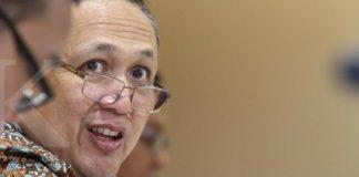 Direktur Utama Bank Bukopin Glen Glenardi mengundurkan diri